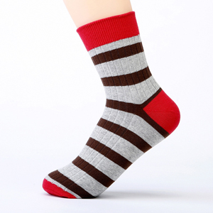 Custom mens sock